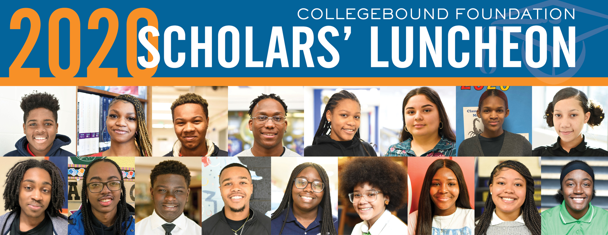 32nd Annual CollegeBound Scholars' Luncheon
